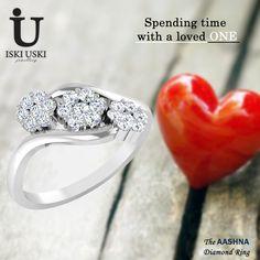 Diamond Rings - Get the best & latest diamond rings designs for women!! Shop Now: http://goo.gl/MUpRte