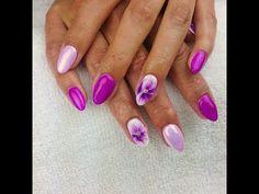 NeoNail Aquarelle Owoce | Wakacyjny manicure hybrydowy | Kiwi, Arbuz na paznokciach - YouTube