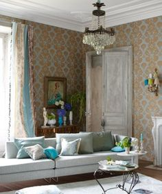 Tricia Guild does the most serene colors and patterns