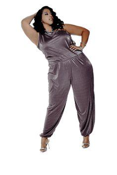 740494c41de Solace  Divinity Jumpsuit by A Clothes Mind on CurvyMarket.com Plus Size