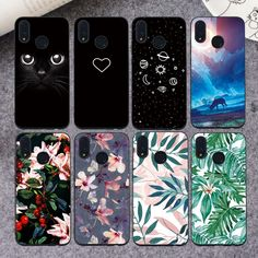 Best Offer for Demelfu Case For Huawei P Smart Plus 2019 P Smart 2018 Cases Cover Silicone For Huawei P Smart 2019 Flowers Starry Marbl Funda Disney Phone Cases, Phone Cases Samsung Galaxy, Cool Phone Cases, Capas Samsung, Smartphone Deals, Iphone, Cover, Gallery, Accessories