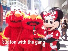 me and the gang