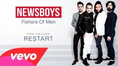 Newsboys - Fishers Of Men (Lyric Video). We all need to be fishers of men and spread the Good News!!!!!