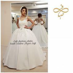 Safi fashio studio  Wedding dress 2017 Haute couture Negar Safi