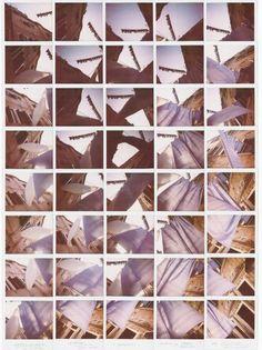 Venezia Castello Tribute to Mario Giacomelli Amazing Photography, Polaroid, Uni, Collages, Squares, Mario, Composition, Color, Futuristic