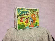 "Jungle Book tin box ""Rombouts Koffie"" - Belgium"