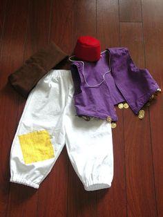 My Adventure Aladdin Costume from Disneys Aladdin by LadyHerndon?