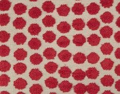 Dora in Rouge from Pierre Frey Pierre Frey, Fabric Decor, Fabric Design, Dining Room Colors, Textures Patterns, Decoration, Home Accessories, Printing On Fabric, Toile