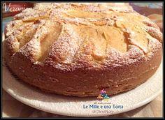 TORTA DI MELE AL LATTE RICETTA DI: VERONICA DE BARTOLO Ingredienti: 280 g di farina 160 g di zucchero 3 uova 140 ml di olio di semi