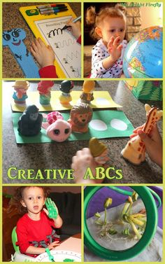 209 Best Working With The Alphabet Images On Pinterest