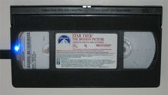 VHS containing a HDD