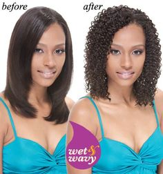 Janet Collection Indian Remy Afro Jerry Weave 10inch 1 Jet Black *** Click image for more details.(This is an Amazon affiliate link and I receive a commission for the sales)