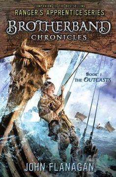 John Flanagan - The Outcasts (Brotherband Chronicles, #1)