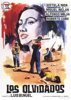 LOS OLVIDADOS - 1950