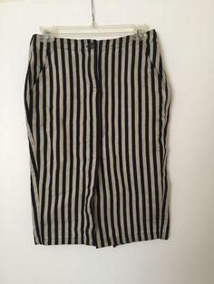 #skirt #stripes #Diesel #sale #deals #summer #style #pencil #chic #modern #edgy #stylish #linen #cotton #eBay #shopping