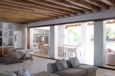 Blakstad project Interior Architecture, Interior And Exterior, Interior Design, Home Living Room, Living Area, Ibiza, Spanish House, Mediterranean Homes, Diy Furniture Plans