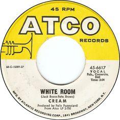 White Room, Cream, Atco