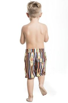 Agua Bendita Tasco swimsuit is cut from great quality fabric. #beachwear #kidsstyle #kidsfashion