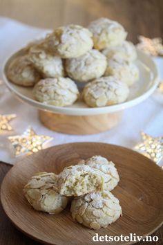 Biscotti alle mandorle (italienske mandelkjeks) | Det søte liv
