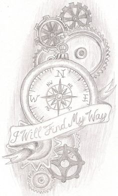 Compass - I will find my way