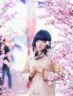 ☆ #CosplayStyle ☆ Hinata Hyuga- NARUTO by DAI