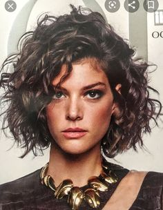 If you are searching for some short curly hair styles ideas that you can try today, you came to the … Short Curly Hairstyles For Women, Curly Hair Styles, Curly Hair With Bangs, Short Curly Bob, Curly Hair Cuts, Curly Bob Hairstyles, Hairstyles With Bangs, Short Hair Cuts, Latest Hairstyles