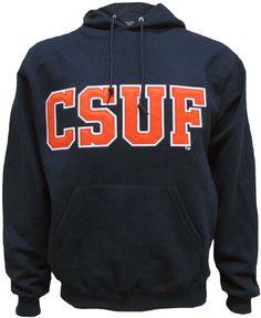 Classic CSUF Hoodie - Navy