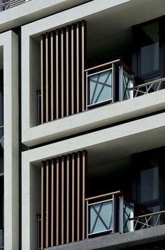 Galería de Edificio de Viviendas en Taipei / Chin Architects - 20