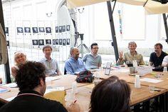 """Il dibattito """"4 for 0"""", venerdì 3 luglio presso i MagazziniOz. Foto di Jana Sebestova #AIC2015 #sconfinamenti"""