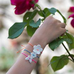 Vesna Garic | Bijoux d'élégance en porcelaine Bracelets pour demoiselles d'honneur