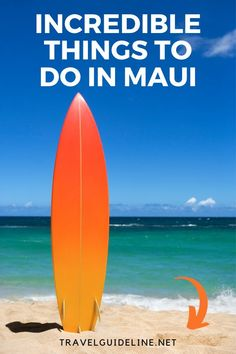 a blue ocean with exotic sea creatures, rich culture.you're in Maui, Hawaii! Here are some of our favorite things to do. Best Beaches In Maui, Best Beaches To Visit, Hawaii Honeymoon, Maui Hawaii, Hawaii Life, Beach Trip, Beach Vacations, Beach Travel, Hawaii Travel Guide