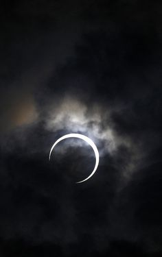 Solar eclipse at Tokyo by bashi0313, via Flickr