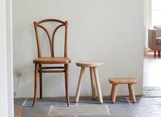 3- Furnishings: Scandinavian Country furnishings are very simple and made of light wood like oak. They have little details and curves. They are handmade. Very simple and old.