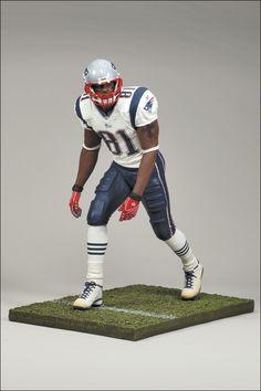 Randy Moss (New England Patriots) 4 NFL 17 McFarlane bba582ecf