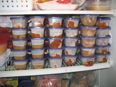Freezer meals for seniors..or a small family