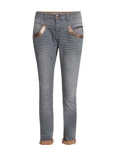 MOS MOSH // Naomi Grey Copper Pants