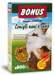MANGIME CONIGLI NANI PREMIUM GR. 600 BONUS http://www.decariashop.it/mangimi-per-conigli/9507-mangime-conigli-nani-premium-gr-600-bonus.html