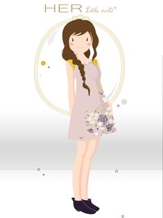 Limpide Lady - patron_couture/robe/limpide HER Little World