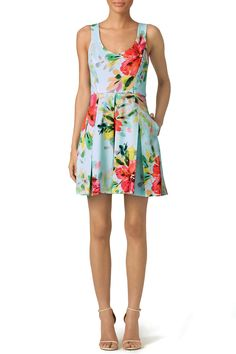 Rent Aniya Floral Dress by Trina Turk for $60 (looking for a reason to wear it!)