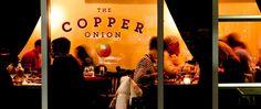 Another favorite restaurant in Utah....love....@ Copper Onion