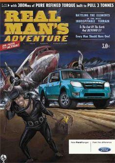 Ford Ranger: Plane