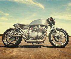 @caferacergram by CAFE RACER #caferacergram # The 'Big Bad'Suzuki GS850 by Motorholik #motorholik #gs850 #suzukigs850 #suzuki #suzukicaferacer #caferacer #caferacers   See more at facebook.com/caferacers