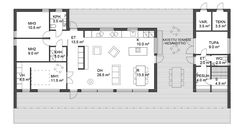 Wooden House, Own Home, My Dream Home, My House, House Plans, Floor Plans, Cottage, Colours, Flooring