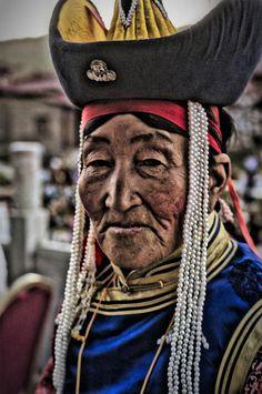 Mongolian Traditional Costume