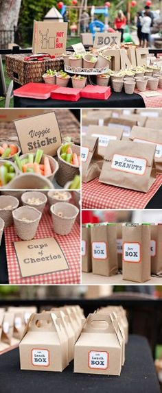 Earth Day Party Ideas. Like the kind where it's cool to bust out your garbage and trash!
