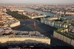 Центр Санкт-Петербурга - СПИСОК ОБЪЕКТОВ ВСЕМИРНОГО НАСЛЕДИЯ ЮНЕСКО В РОССИИ