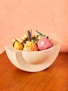 Saturn Ceramic Bowl