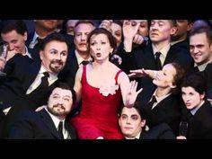▶ Giuseppe Verdi (1813-1901) Opéra La Traviata - Libiamo  par Metropolitan Opera- YouTube