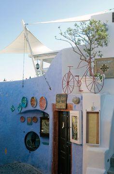 Shop in Oia, Santorini