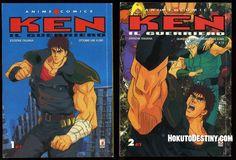 Ken il guerriero - Anime comics